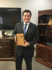 Mark Ihnat-Teen Court Award
